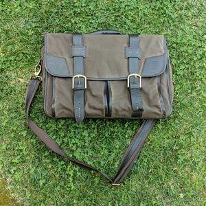 Brooks Brothers computer bag
